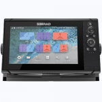 Simrad Cruise 9 ROW Base Chart 83/200 XDCR