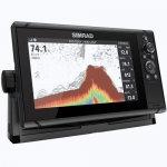 Simrad Cruise 9 ROW Base Chart 83/200 XDCR