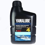 Моторное масло Yamalube 4 10W-40 Marine