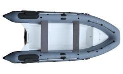 Наши Лодки РИБ Навигатор 450R