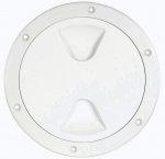Люк технологический Osculati d152/206мм белый пластик
