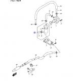 Фильтр топливный Suzuki Marine 15410-87L00-000