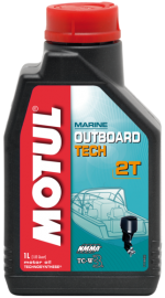 Моторное масло Motul OUTBOARD TECH 2T