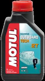 Моторное масло Motul OUTBOARD TECH 2T