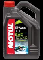 Моторное масло Motul POWERJET 4T 10W-40