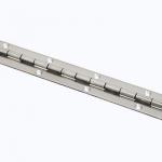 Петля рояльная Osculati 40х2000x1.5мм полированная нержавеющая сталь