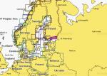 Карта Navionics Выборг — Kalkstrand