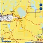 Карта Navionics Ладожское озеро