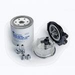 Фильтр-сепаратор топливный Mercury с установочным кронштейном