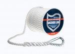 Якорная веревка Attwood 3/8X100 (9,5мм/30.5 м)