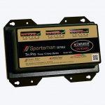 Зарядное устройство Dual Pro Sportsman Three 10 Amp Bank