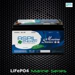 Аккумулятор литий-ионный (LifePO4), тяговый AE-LFP1260 (12V,60Ah)