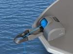 Якорная лебедка TRAC G3 Deckboat 40