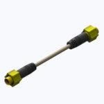 Соединитель для кабелей Lowrance ETHEXT 5 Pin Joiner FF