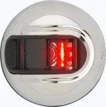Ходовые огни вертикального крепления Attwood Комплект (красный-зелёный) ASM-VT MT LT PAIR 2NM SS