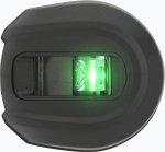 Навигационные огни Attwood LightArmor LED (зеленый) пластик 12В