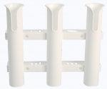 Настенный держатель для 3 удилищ Osculati из пластика
