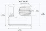Якорная лебедка Trac AnchorZone 20