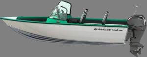 Albakore 440 Fish CS