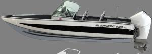 Albakore 600 Fish