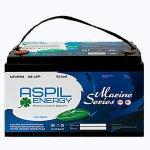 Аккумулятор литий-ионный (LifePO4), тяговый AE-LFP2460 (24V,60Ah)