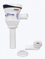 Помпа аэраторная для садков Attwood TSUNAMI T800 50 л/мин