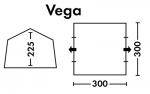 Шатер кемпинговый FHM Vega
