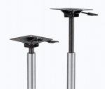 Регулируемая стойка сидения Attwood с креплением под сиденье
