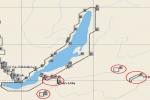 КАРТА C-MAP Озеро Байкал