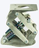 Амортизационная стойка средняя Smart Wave Нержавеющая сталь