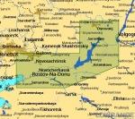 КАРТА C-MAP Река Волга: Волго - Донской канал
