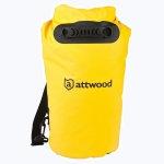 Attwood 20л сухая сумка жёлтая