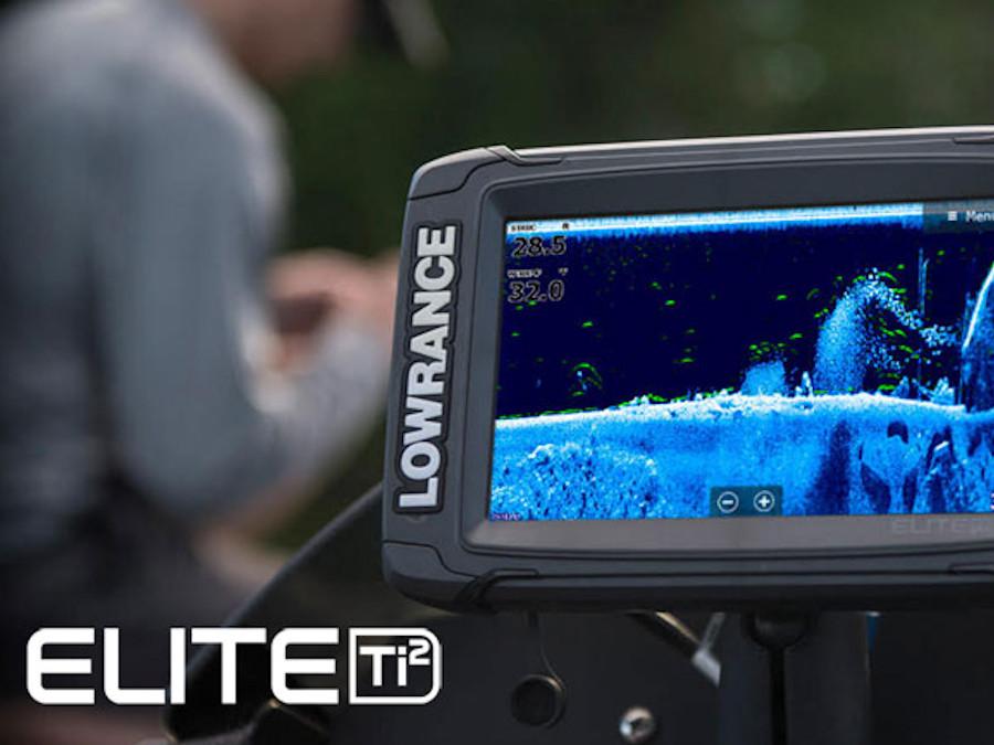 Lowrance elite-9 ti2 уже в продаже!
