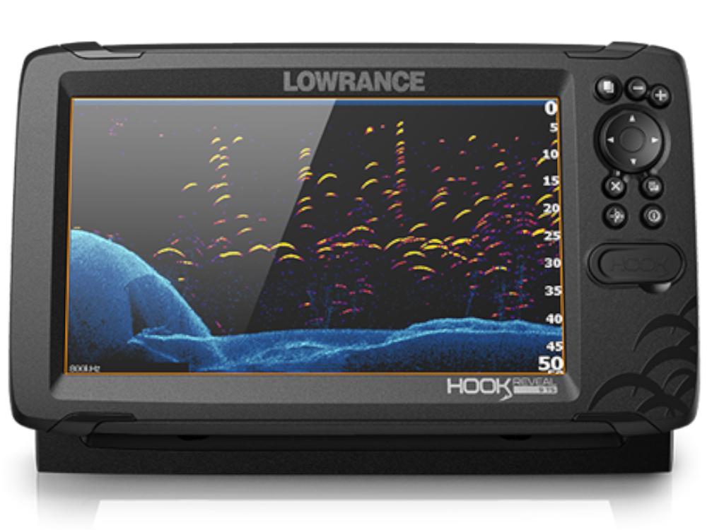 Компания Lowrance представила серию Hook Reveal