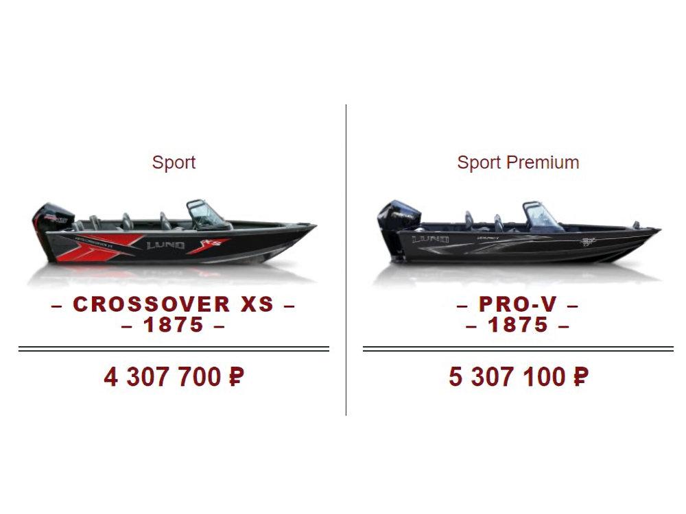 Специальное предложение на лодки Lund