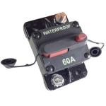 Автоматический накладной выключатель Osculati 60 А