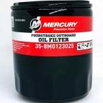 Фильтр масляный Quicksilver для MERCURY V6/V8 175-300л.с. 4-Stroke 3.4L/4.6L