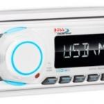 Влагозащищенная морская магнитола Boss Audio 4x50Вт MR1306UA