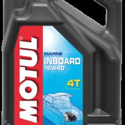 Моторное масло Motul INBOARD 4T 15W-40
