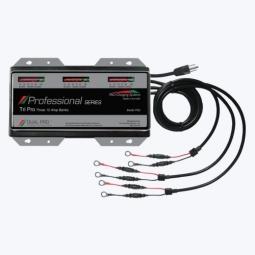 Зарядное устройство Dual Pro Professional Three 15 Amp Bank